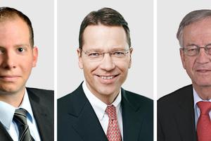 """<div class=""""bildtitel"""">Torben Eismann (li.), Dr. Wolfgang Colberg (Mitte) und Prof. Dr. Heinrich von Pierer (re.)</div>"""