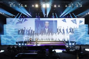 """<div class=""""bildtext"""">Noriyuki Inoue, CEO von Daikin Industries, Ltd.. Er wurde mit dem Orden 'Commander in the Order of King Leopold' ausgezeichnet. Das ist der höchste belgische Orden, den ein Nicht-Belgier bekommen kann. </div>"""