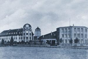 <p>1910 Gründung der Ziehl-Abegg Elektrizitätsgesellschaft in Berlin durch Emil Ziehl</p>