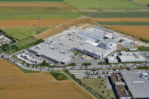 """<div class=""""bildtext"""">Über 70 Millionen Euro investierte Bitzer in den vergangenen zehn Jahren am Standort Rottenburg-Ergenzingen.</div>"""