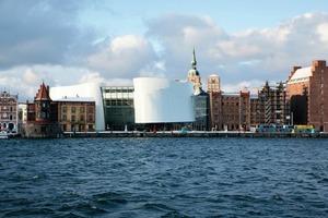 Mit dem Ozeaneum besitzt Stralsund seit 2008 eine weitere Sehenswürdigkeit<br />