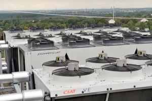 Gleichzeitig betrieben hätten die insgesamt 52 Ventilatoren eine Luftleistung von mehr als <br />1,2 Miom³ pro Stunde<br />