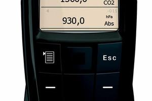 """testo 480""-Klimamessgerät<br />"